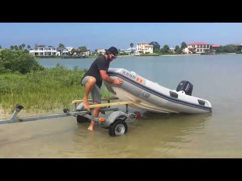 {Ep. 5} Dinghy ride and preparing to cruise South down the ICW