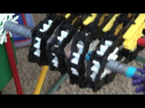The KNEX Conveyor Belt