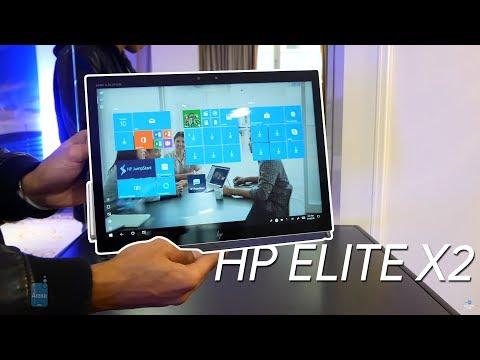 HP Elite X2 1013 G3 Hands-On