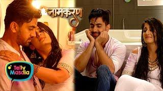 Avni And Neil BATHTUB Romance | Naamkaran | नामकरण | TellyMasala