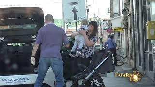 Miljana Kulić ne zna da sklopi kolica za Željka, Marija Kulić na depilaciji u Nišu