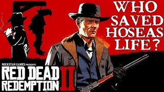 Red Dead Redemption 2 | Did the Mysterious Stranger Saved Hosea