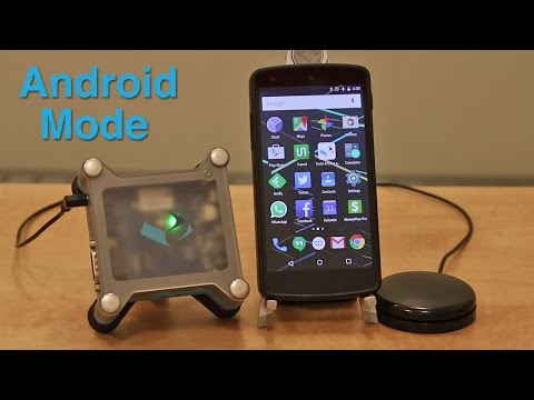 How to set up your device in Android Mode