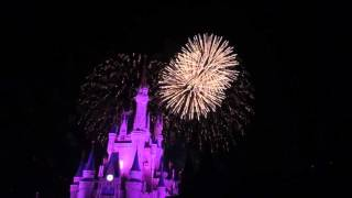 Finale of Disney Wishes!