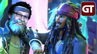 Traumschiff Kenterpreis  - Sea of Thieves: A Pirate's Life bei GT LIVE