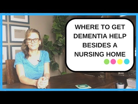 How to get dementia help without needing a nursing home