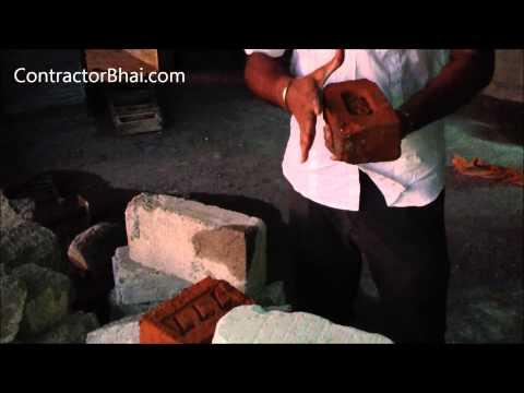 Fly Ash brick, Clay Bricks & concrete blocks by ContractorBhai.com