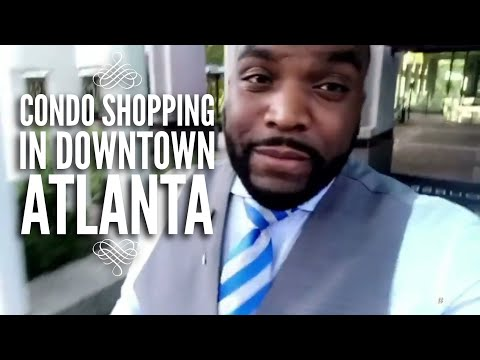 Condo shopping in downtown Atlanta | Corporate housing using Business Credit