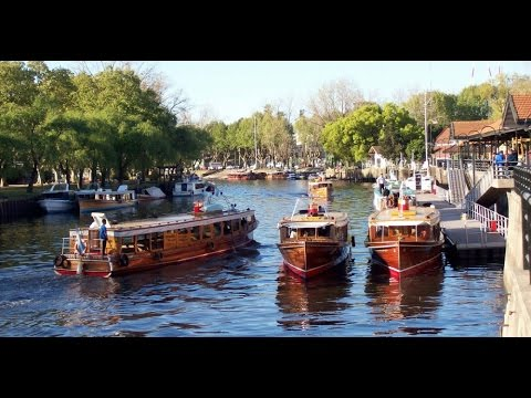 Viaggio in Argentina - Delta del Tigre