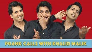 Prank Calls with Khalid Malik   MangoBaaz