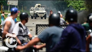 A Military Attack in Maduro