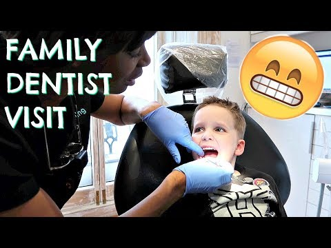 TOOTH DECAY?  |  FAMILY DENTAL APPOINTMENT & DAY IN THE LIFE  |  AD