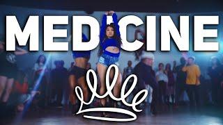 Download Medicine | JLO | Aliya Janell choreography | Queens N Lettos Video