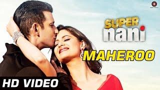 Maheroo Maheroo Official Video HD | Super Nani | Sharman Joshi & Shweta Kumar