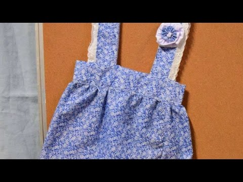 How To Make A No-Pattern Jumper Dress For Toddlers - DIY  Tutorial - Guidecentral