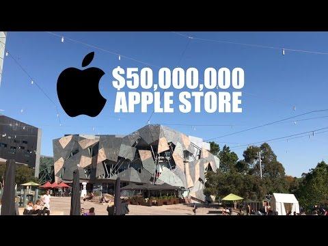 $50Million Apple Store going where?