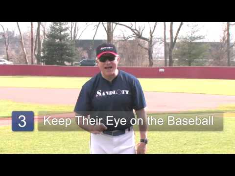 How to Coach T-Ball