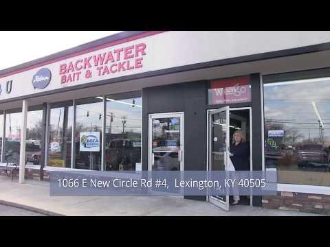 Backwater Bait and Tackle - Lexington, KY
