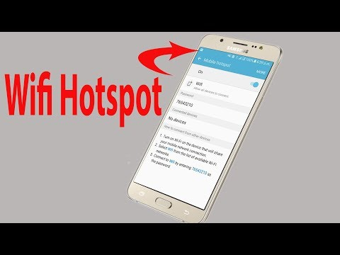 Android Hotspot How To Turn On Mobile Hotspot Tether For Free