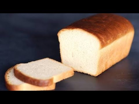 Homemade Soft & Spongy Bread recipe - how to make easy homemade white bread - Quick Yeast Bread