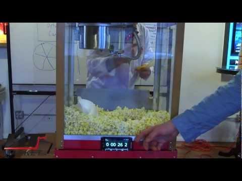 Popcorn Cart Theater Popcorn Machine and Cart - Popcorn Popper