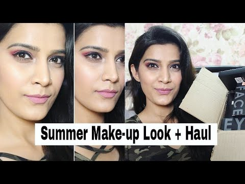 Summer Makeup Look + Makeup Haul | Super Style Tips