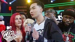 Conceited & Charron Take Down RiceGum 😂 ft. TK Kravitz | Wild 'N Out | #Wildstyle