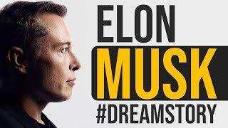 Elon Musk - O Ser Humano NÃo Sabe O Que VirÁ No Futuro  ( Dream Story )