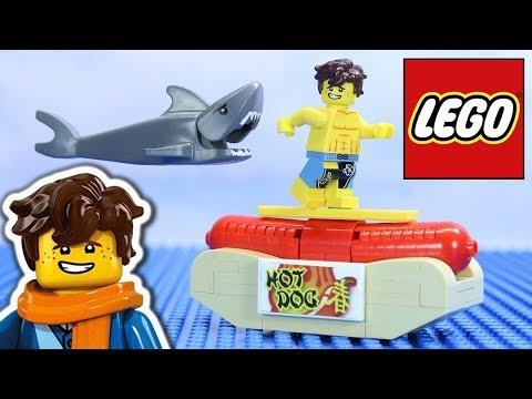 LEGO NINJAGO SHARK ATTACK 2 MOVIE