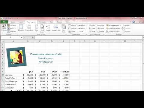 Excel Lab2-K.C.#2