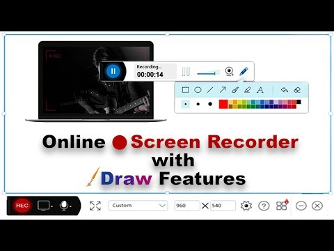 Free Online Screen Recorder With Draw and Highlight Feature | ACEThinker
