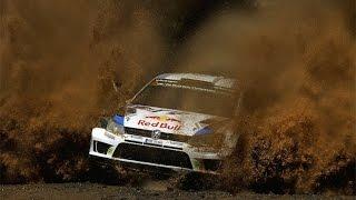 The Race - 2014 WRC Rally Australia - Best-of-RallyLive.com