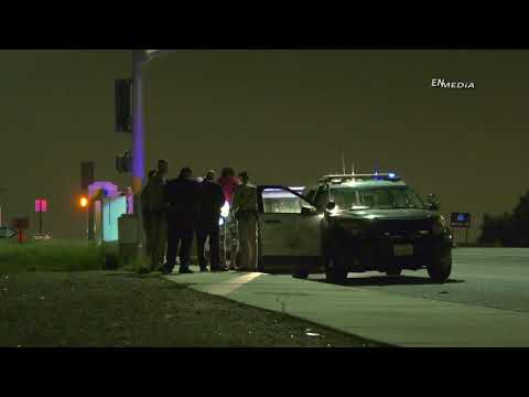 Chino Hills: Pursuit Termination of Ambulance Stolen From Los Angeles Hospital