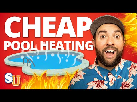3 Cheap Ways to Heat Your Swimming Pool