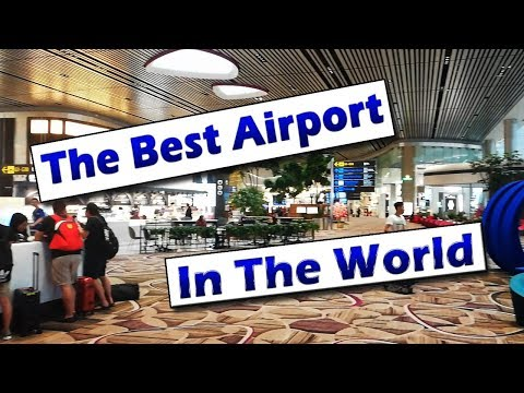 The Best Airport In The World 2018