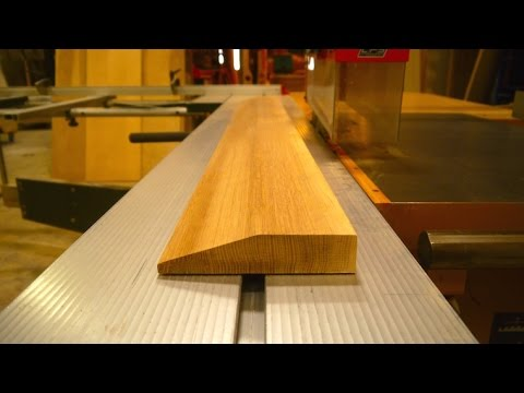 How to Make Your Own Door Sill