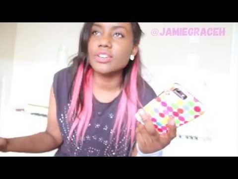 #35 14 yr old Jamie Grace's MySpace | #TheJamieGraceShow