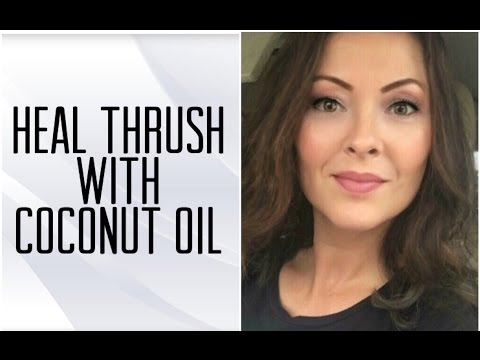 Heal Thrush Oral and Fungal Infections with Coconut Oil