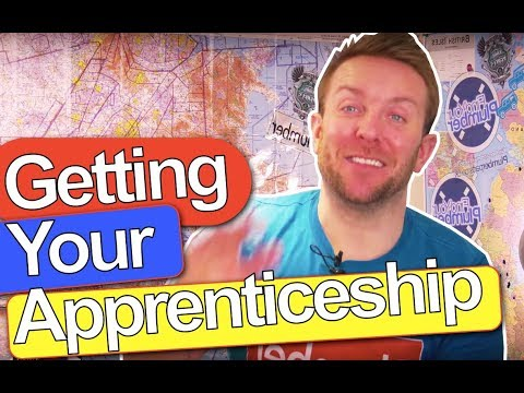 GETTING YOUR APPRENTICESHIP - Advice and Rant!
