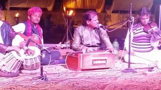 Kesairiya balam Ali  ji live in pushkar,,ali ghani pariwaar