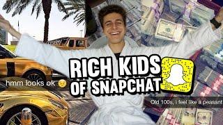 Worst Rich Kids of Snapchat...