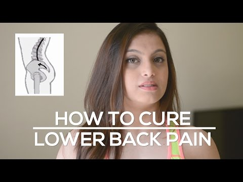 How to Cure Lower Back Pain - Lumbar Lordosis