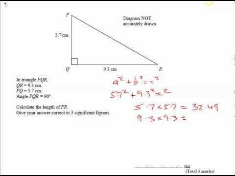 11z-Ma3 - Homework - Pythagoras - 02/10/13 - Q7