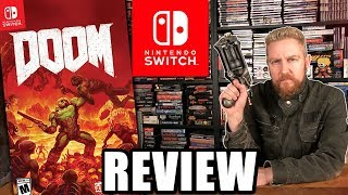 DOOM SWITCH REVIEW - Happy Console Gamer