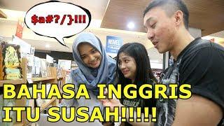 Ngakak Banget Ngetes Bahasa Inggris Orang Indo Prank Indonesia