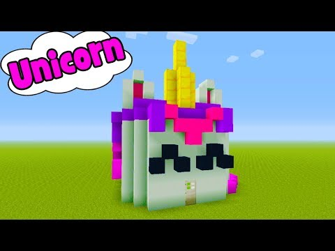 Minecraft Tutorial: How To Make A Unicorn House