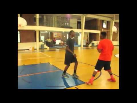 Fresh-Tread no slip grip on the court