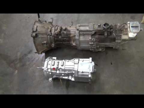 Suzuki Sidekick Sport transmission and clutch replacement