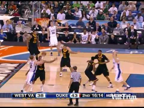 Jon Scheyer 23, Kyle Singler 21, Nolan Smith 19 Final Four Highlights v. West Virginia 2010