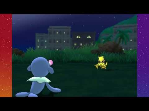 Where to catch Abra in Pokemon Sun and Moon!